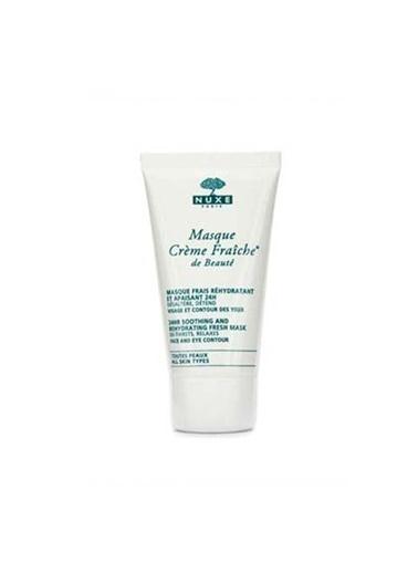 Nuxe Nuxe Creme Fraiche de Beaute Masque 50 ml Renksiz